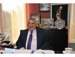 """Mtb Başkanı Özdemir: """"Konteyner Limanı Projesi Mersin'e Aittir"""""""