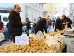 Soğuk Havalar Semt Pazarlarında Fiyatları Yükseltti