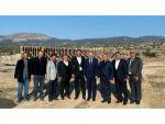 Mut Organize Sanayi Bölgesi'nde Trafo İnşaatına Başlandı