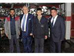 """Tesk Başkanı Palandöken: """"Her İle Meslek Lisesi Ekonomiye Yatırımdır"""""""