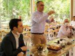 Erzin'de Narenciyede Kırmızı Alarm