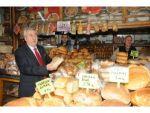 """Palandöken: """"Günde 7 Milyon Adet Ekmek İsrafı Yapılıyor"""""""