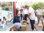 Başkan Gültak, İstiklal Caddesi Esnafını Ziyaret Etti