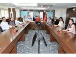 Dto'nun Denizli Teknik Tekstile Dönüşüm Projesi'nde İlk Adım Atıldı