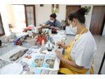 Burdur'u Simgeleyen Değerler Özel Tasarımlarla Satışa Sunuldu