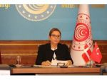"""Ticaret Bakanı Pekcan, """"Danimarka İle İkili Ticareti Dengeli Olarak 5 Milyar Dolarlık Bir Seviyeye Çıkarmak İstiyoruz"""""""