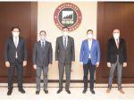 Gaziantep'e Isıl İşlem Merkezi Kurulması İçin Hazırlıklar Sürüyor