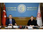 """Bakan Çavuşoğlu: """"Pandemiden Önce Açıkladığımız 'Yeniden Asya' Açılımının Değerini Salgın Sırasında Tekrar Gördük"""""""