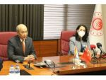 """Ticaret Bakan Yardımcısı Batur: """"Türk Müteahhitlik Firmaları 2009'dan Bu Yana Moğolistan'da 192 Milyon Dolar Değerinde Proje Gerçekleştirdiler"""""""
