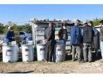 Mersinli Arıcılara Bal Süzme Makinesi Ve Çadır Dağıtımı Başladı