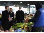 Ticaret Bakanlığından 81 İlde Market, Pazar, Hal Ve Çarşılarda Fahiş Fiyat Denetimi