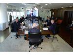 Kktc Ekonomik Örgütler Platformu'ndan Ato'ya Ziyaret