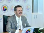 Tobb Gaziantep Müşterek İstişare Toplantısı Yapıldı