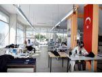 Toroslar Belediyesinin Personel Üniformaları Tortek'te Üretiliyor