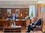 Tarım Ve Orman Bakanı Yardımcısı Özkaldı, Tüdkiyeb'i Ziyaret Etti