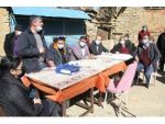 Hüyüklü Çiftçilerde, Çilek Yetiştiriciliği Desteği Sevinci