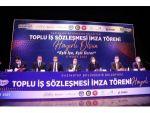 Gaziantep'te Belediye İşçilerinin Maaşına Yüzde 20,6 Zam