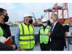 Mdto, Limanın Genişleme Projesinde Atatürk Parkının Önünün Kapatılmasını İstemiyor