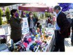Yenişehir'de Üretici Kadınlar El Emeği Ürünlerini Mersinlilerle Buluşturuyor