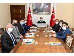 Gülnar Turizm Destinasyon Tanıtım Toplantısı Vali Su Başkanlığında Yapıldı