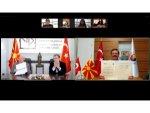 Türkiye - Kuzey Makedonya Tso Forumu Kuruluş Anlaşması İmzalandı