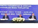 """""""Tataristan İle Olan İkili İlişkilerimiz, Güçlü Tarihi Ve İktisadi Geçmişe Dayanıyor"""""""