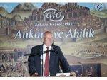 """Ato Başkanı Baran: """"Ahiliğe Başkentlik Yapan Ankara'nın Ticaret Odası Olarak Bu Değerlere Sahip Çıkıyoruz"""""""