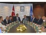 Ankara Sanayi Odası Yönetim Kurulu, Angi̇ad'ı Ziyaret Etti