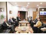 Ato Başkan Yardımcısı Yılmaz, Kızılay Metro Çarşısı İşletmecilerinin Sorunlarını Dinledi