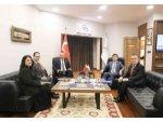 """Ato Başkanı Baran: """"Tacikistan'la Ticaret Hacmimiz Orta Vadede 1 Milyar Dolara Çıkabilir"""""""