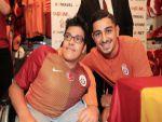 Koray Günter, Galatasaraylı taraftarlarla buluştu