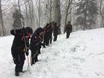 Afad, Kartepe'de Kış Eğitimi Ve Çığ Tatbikatı Düzenledi