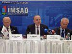 """Bakan Özlü: """"Seçimler Türk ekonomisi üzerinde hiçbir biçimde negatif bir etki oluşturmayacak"""""""