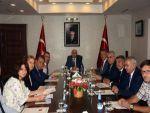 Ceyhan Organize Sanayi Bölgesi Müteşebbis Heyeti toplandı