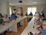 Kozan'da iş adamlarına KOBİGEL projesi anlatıldı