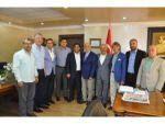 """Mersin ESOB Başkanı Dinçer: """"İyi ekonomi için işbirliği şart"""""""
