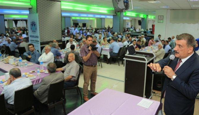 Battalgazi Belediyesinde iftar coşkusu