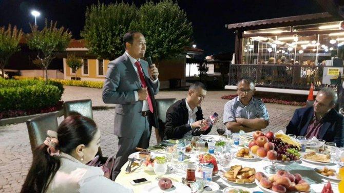 Türk dünyası iftarda buluştu