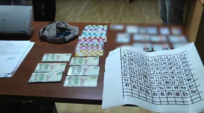 Kocaeli'de Yasa Dışı Kumar Oynayanlara Ceza Yağdı