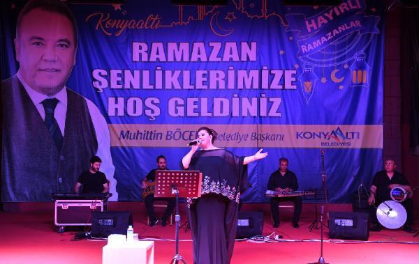 Konyaaltı'nda Ramazan coşkusu