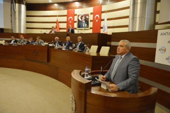 ATSO Başkanı Çetin: Protesto gösterisi bir haktır