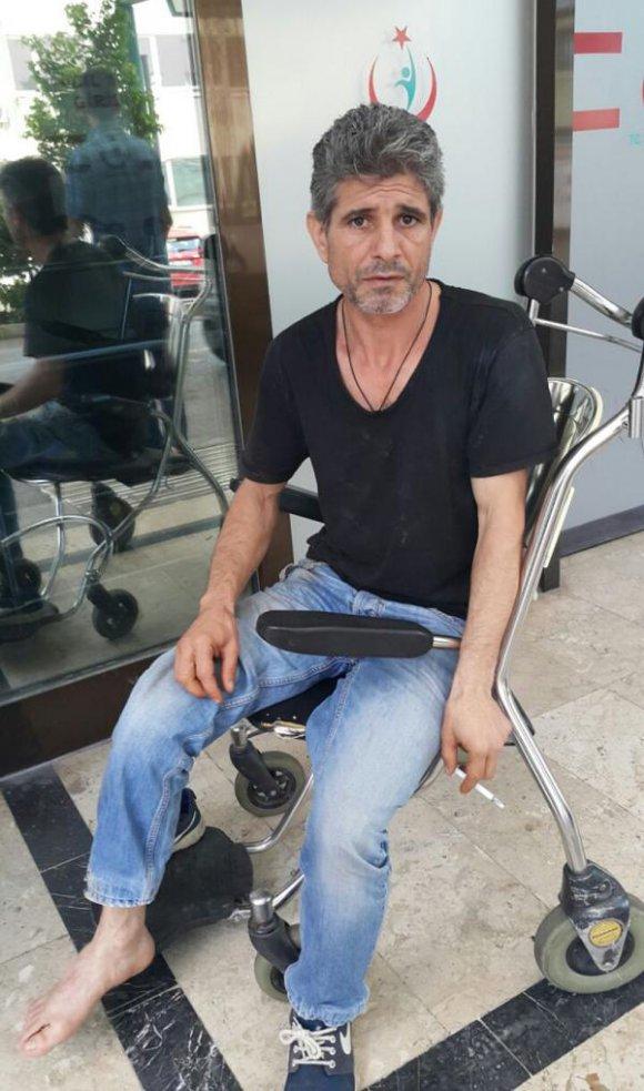 Kahvede tartıştığı kişiyi av tüfeğiyle vurdu
