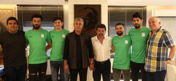Manavgat Belediyespor'dan transfer