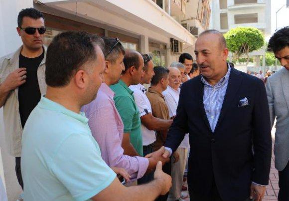 Çavuşoğlu: İnşallah bu Ramazan Bayramı sorunların çözümüne vesile olur (2)
