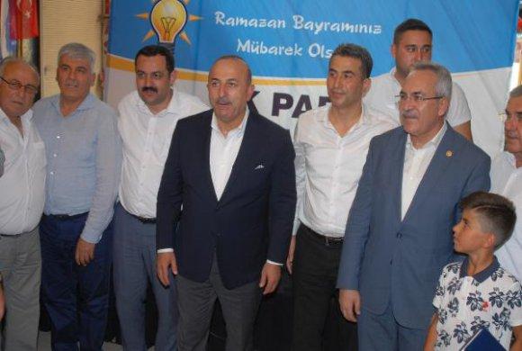 Çavuşoğlu: İnşallah bu Ramazan Bayramı sorunların çözümüne vesile olur (4)