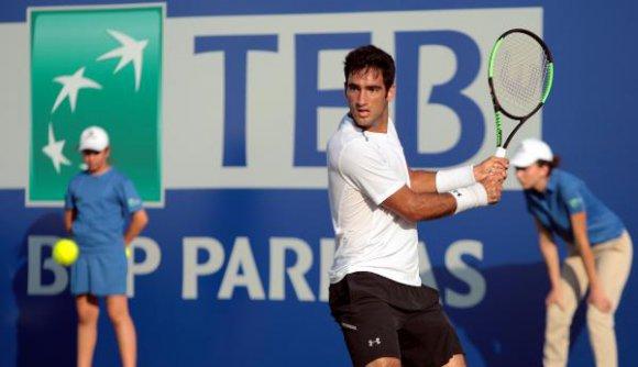 Cem İlkel Antalya Open'a veda etti