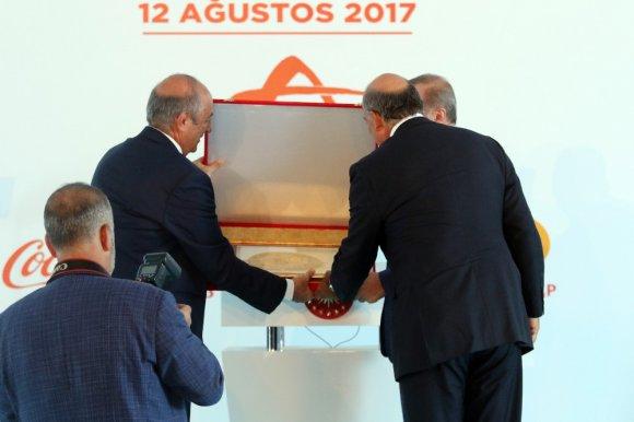 Anadolu Grubu'ndan 10 yılda 1.35 milyar dolarlık yatırım