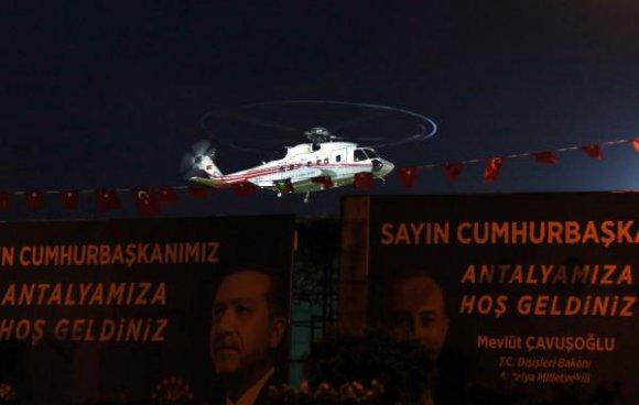 Cumhurbaşkanı Erdoğan Isparta'da fabrika açtı (4)