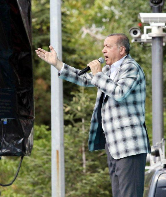Cumhurbaşkanı Erdoğan'dan Kılıçdaroğlu'na eleştiri