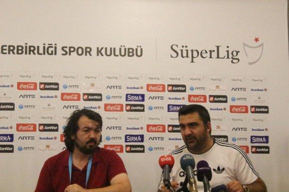 Gençlerbirliği - Kardemir Karabükspor maçının ardından
